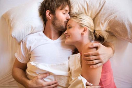 intimacy after divorce