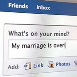 Facebook 'Will Hurt You' in Divorce