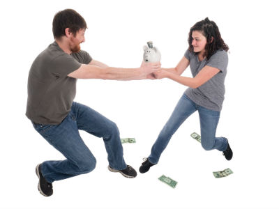 Joint Accounts During Divorce Process